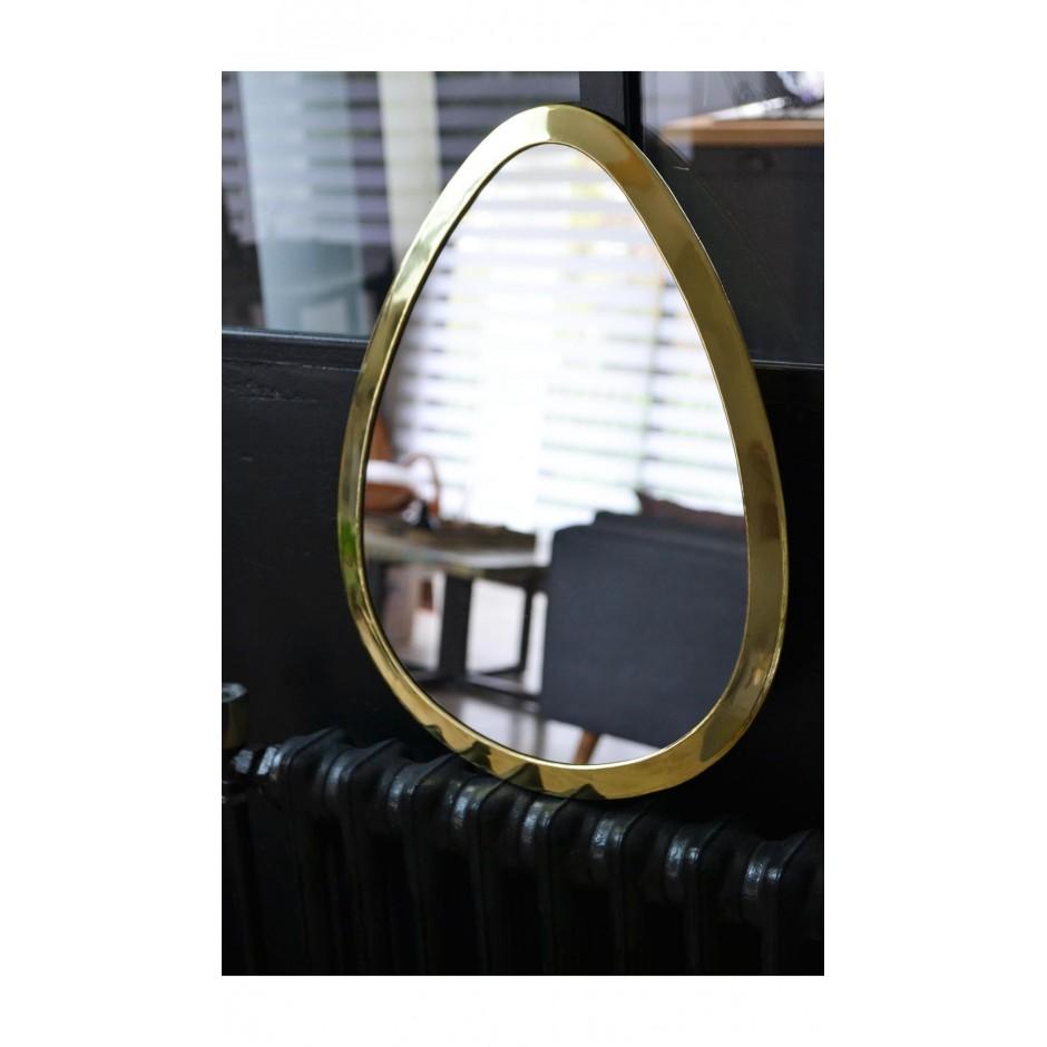 Miroir oeuf marocain en laiton ( M-L-XL-XXL )