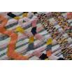 Tapis boucherouite multicolore N°101