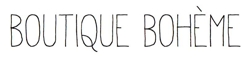 BOUTIQUE BOHEME